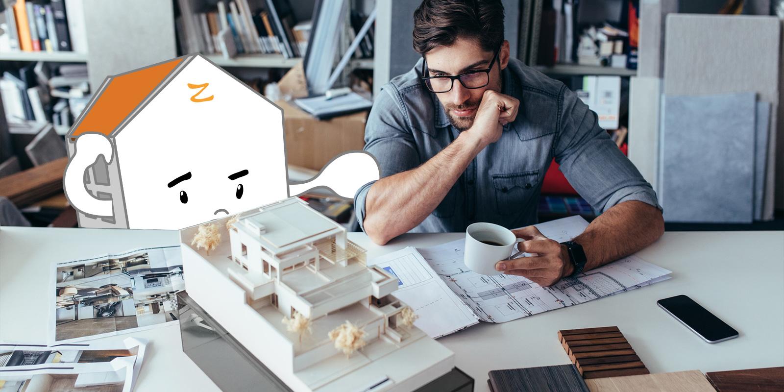 สิ่งที่จำเป็นที่จะเป็นสถาปนิก