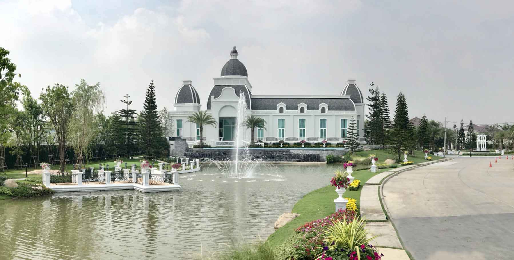 บ้าน ทู แกรนด์ โมนาโค บางนา-วงแหวน