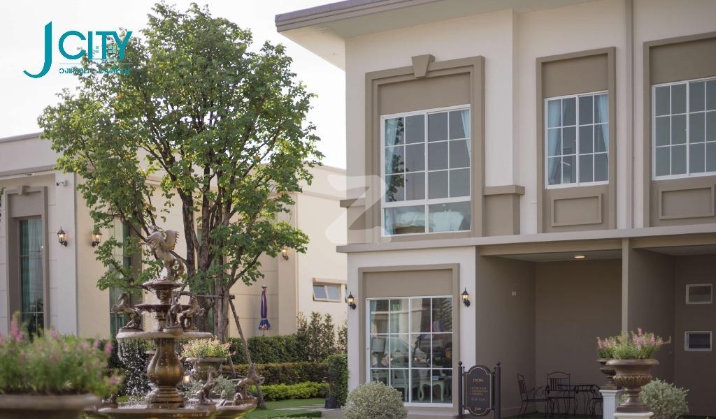 บ้าน เจ ซิตี้ วงแหวน-บางใหญ่