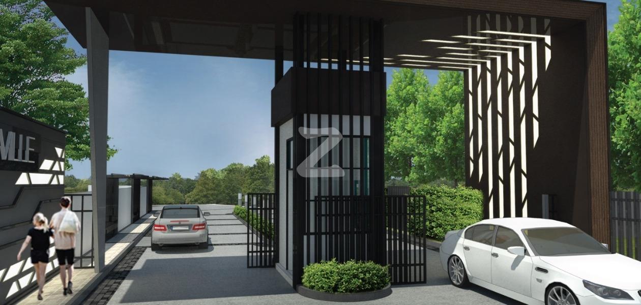 บ้าน เบล็ส วิลล์ รามอินทรา 117-เจริญพัฒนา 8