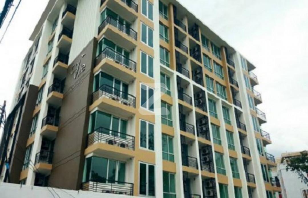 ซิตี้วิลล์ คอนโดมิเนียม แอท เกษตรศาสตร์ City Ville Condominium @Kasetsart