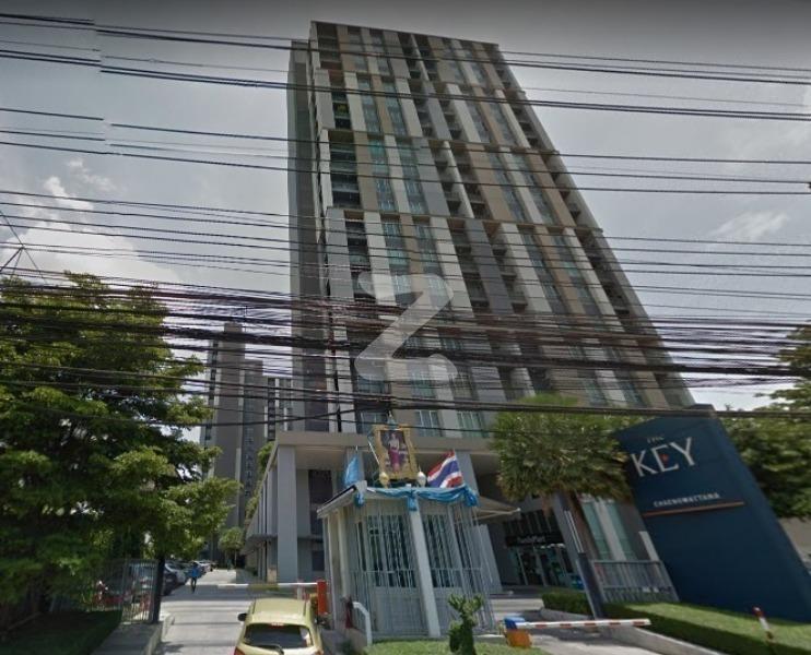 """ขายคอนโดใกล้ MRT เมืองทองธานี <a href=""""https://th.zmyhome.com/project/V13055"""" target=""""_blank"""">เดอะ คีย์ แจ้งวัฒนะ</a> เจ้าของขายเอง (งดรับนายหน้า)"""