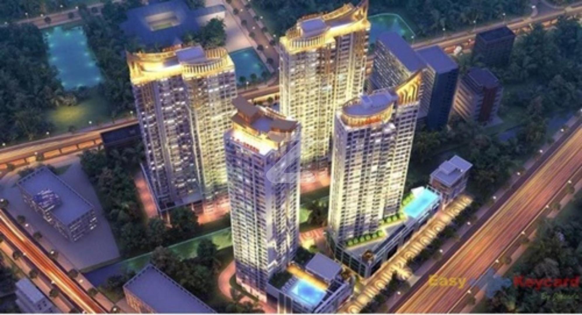 ทีซี-กรีน คอนโดมิเนียม เฟส 2 T.C.Green Condominium Phase 2