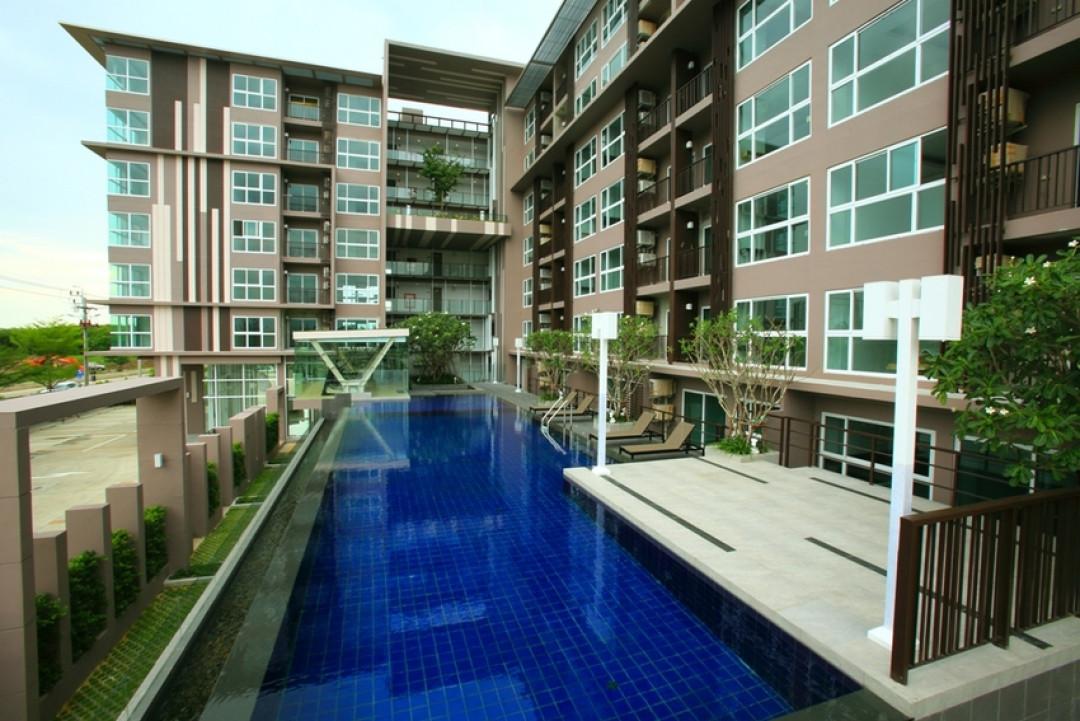 ดับเบิ้ล เลค คอนโดมิเนียม เมืองทองธานี เฟส 2 Double Lake Condominium Muang Thong Thani Phase2