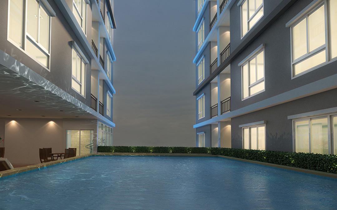 เดอะ วันพลัส คอนโดมิเนียม แอท หัวหมาก 20 The One Plus Condominium @Huamak 20