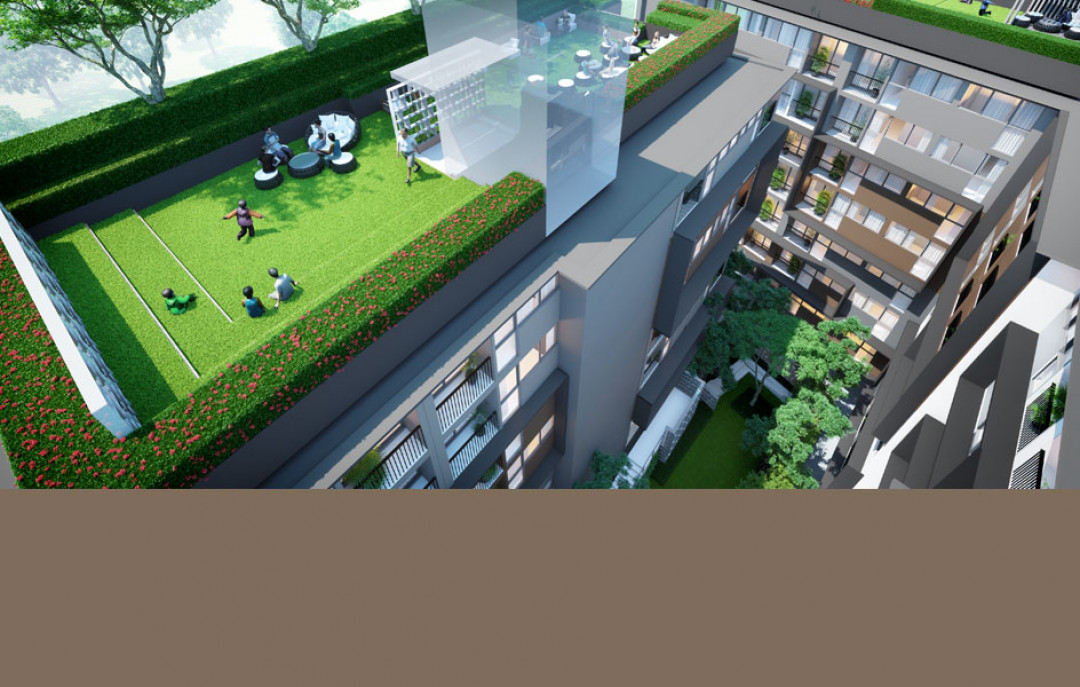 รี-เพลย์ บาย บีรีพับบลิค Re-Play By B Republic Condominium