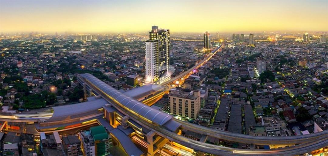 ชีวาทัย อินเตอร์เชนจ์ Chewathai Interchange