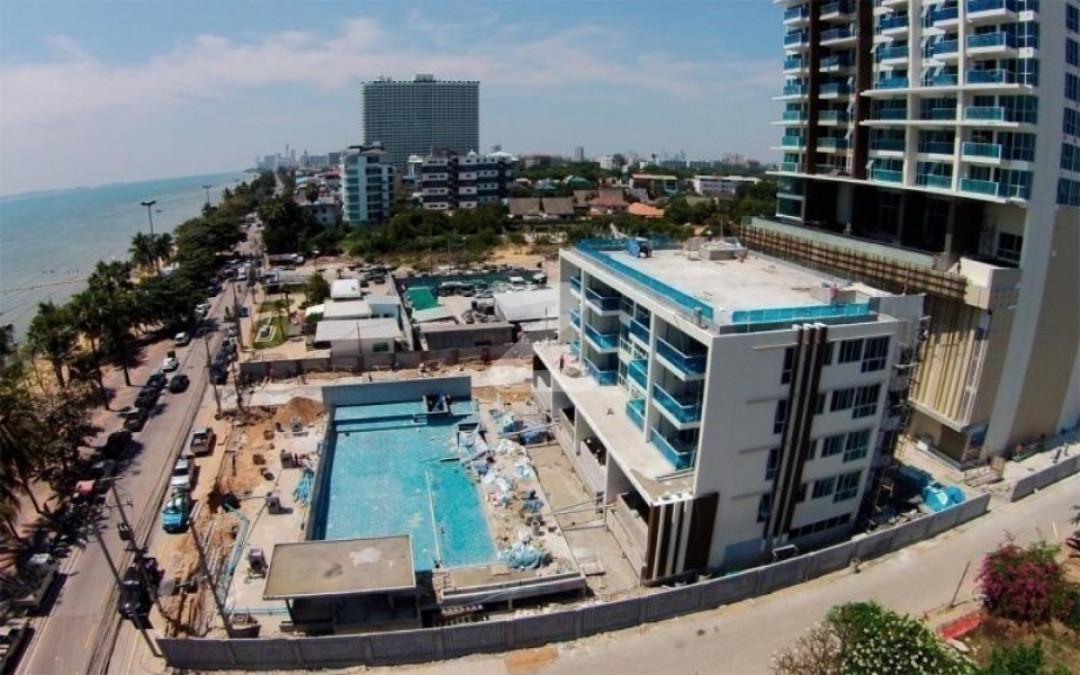 ซีตัส บีชฟรอนท์ พัทยา Cetus Beachfront Pattaya