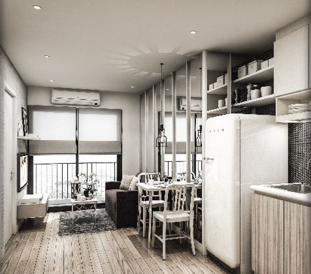 เอชทู สตีล คอนโดมิเนียม H2 Steel Condominium