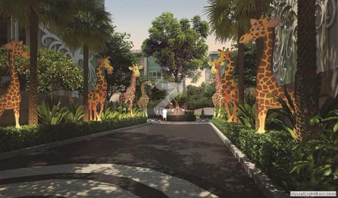 ยีราฟ ดูเพล็กซ์ ลิฟวิ่ง ติวานนท์-พระราม 5 Giraffe Duplex Living Tiwanon-Rama 5