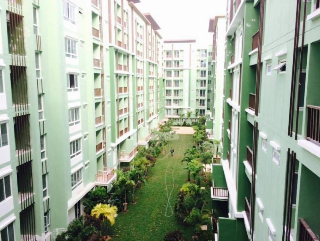 พาร์คสิริ คอนโดรีสอร์ท บางแสน Park Siri Condo Resort Bangsaen