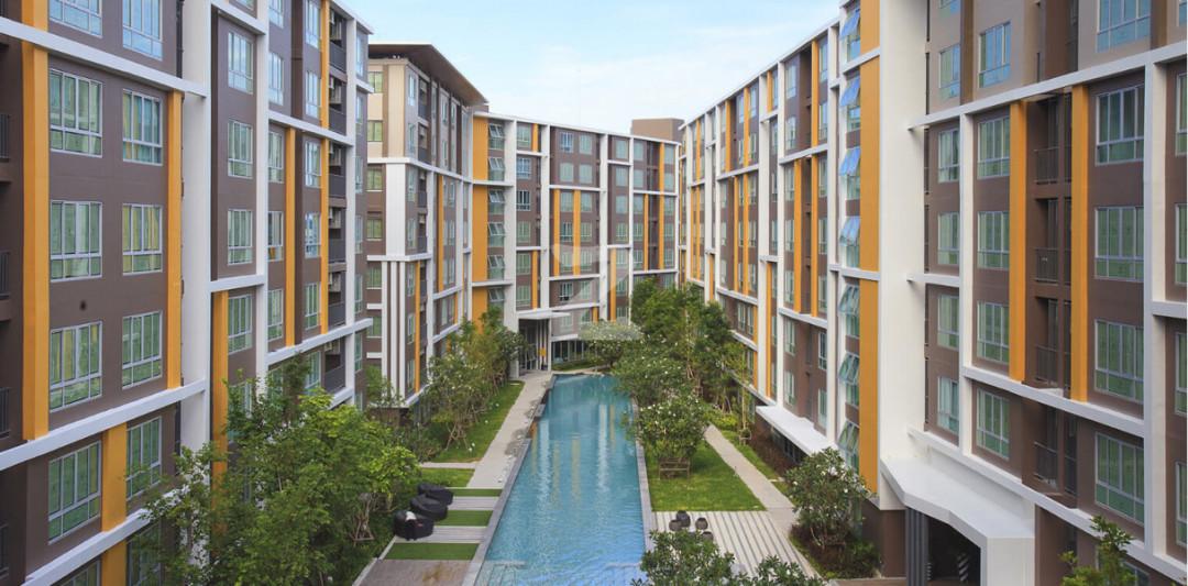 ดีคอนโด แคมปัส รีสอร์ท บางแสน dCondo Campus Resort Bangsaen