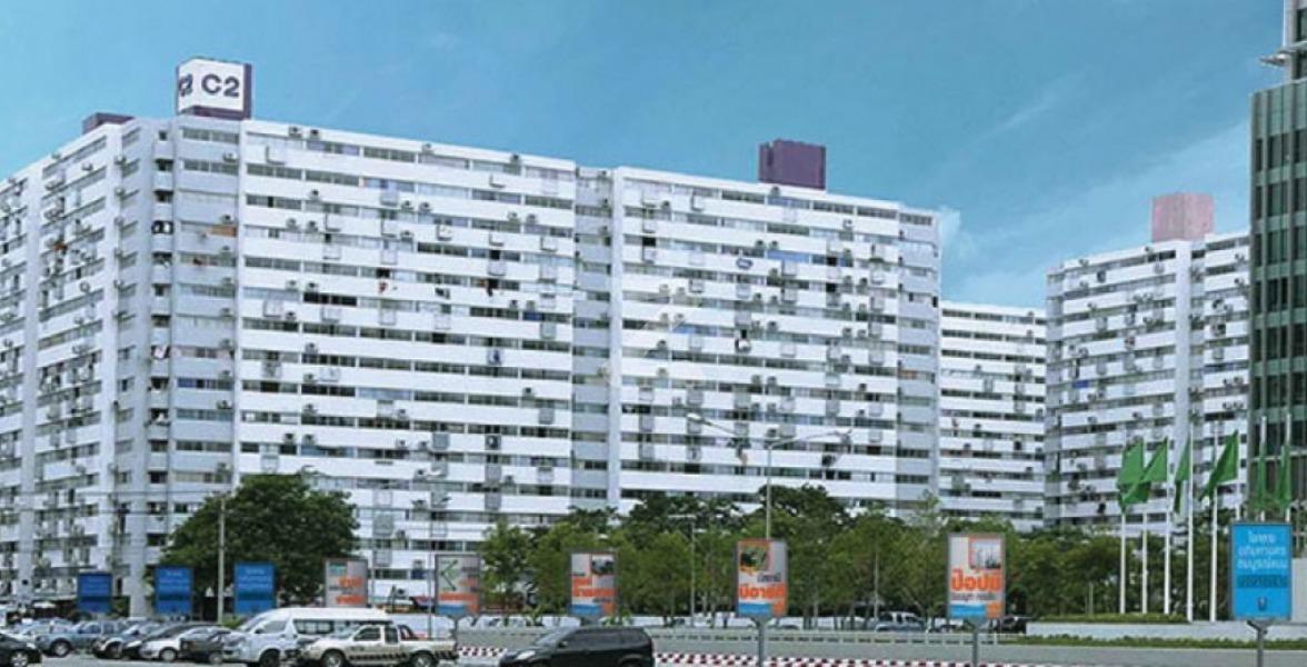 คอนโด ป๊อปปูล่าคอนโด เมืองทองธานี อาคารครูเมืองทอง (ที)