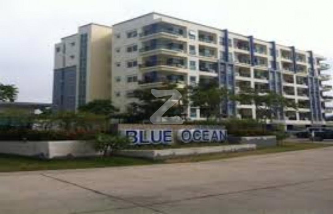 บลูโอเชี่ยน คอนโด บางแสน Blue Ocean Condo Bangsaen