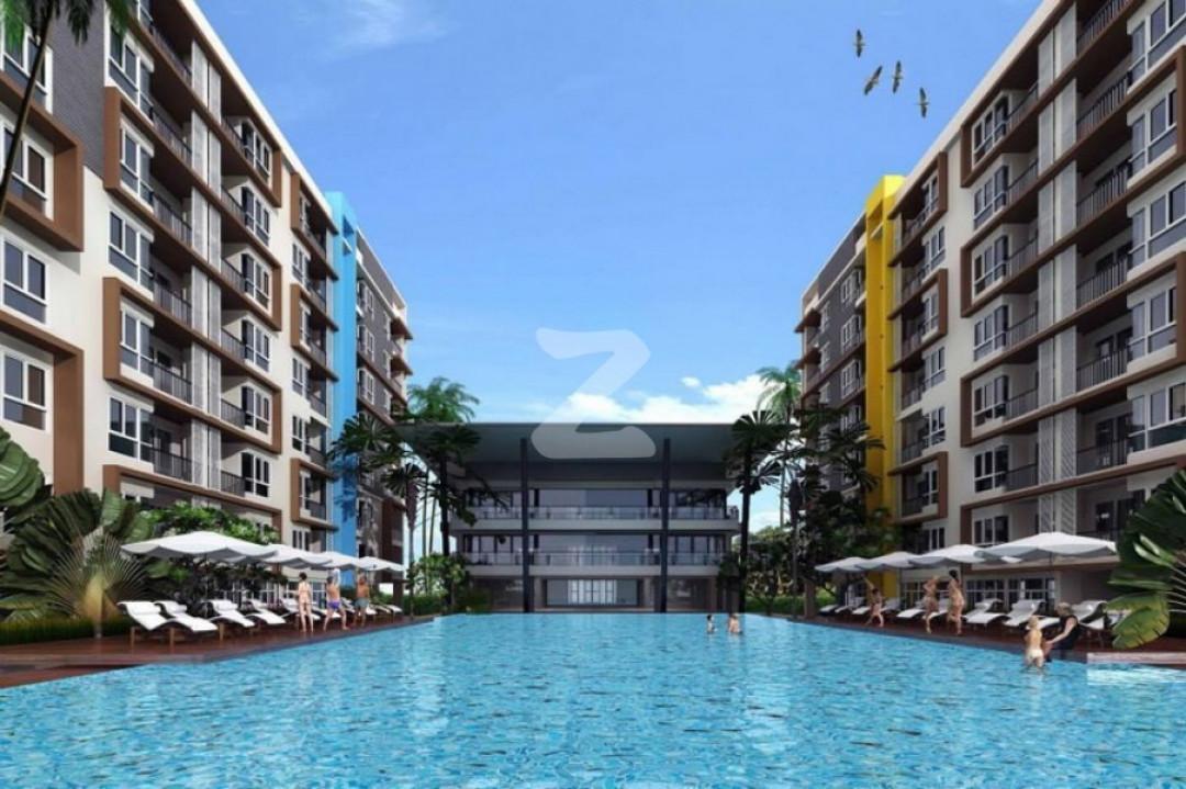 อมตะ มิราเคิล คอนโดมิเนียม Amata Miracle Condominium