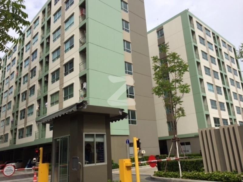 คอนโด ลุมพินี วิลล์ อ่อนนุช 46 (อาคารอี)