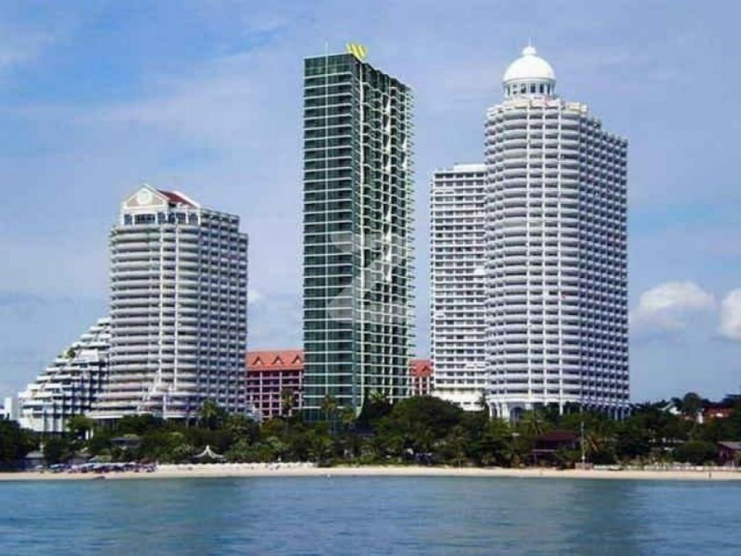 วงศ์อมาตย์ ทาวเวอร์ Wongamat Tower