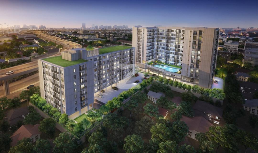 ศุภาลัย ซิตี้ รีสอร์ท พระราม 8 Supalai City Resort Rama 8