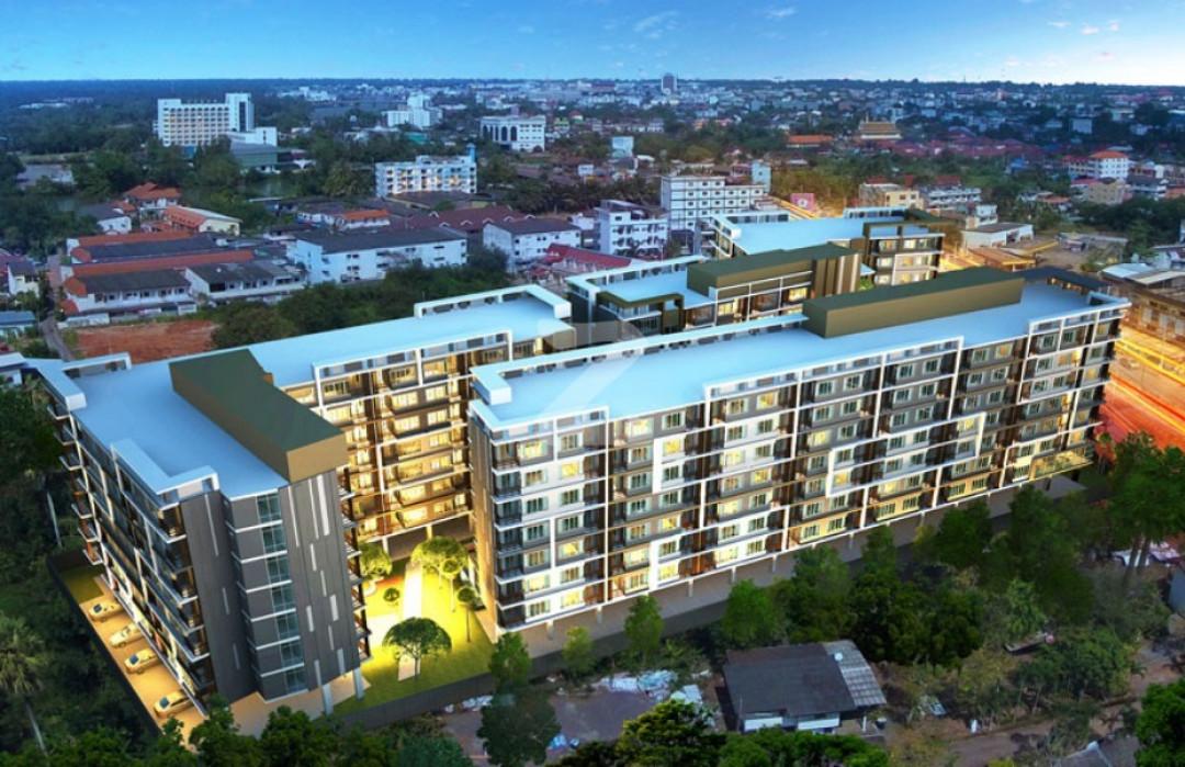 พลัส คอนโดมิเนียม สุราษฎร์ธานี Plus Condominium Suratthani