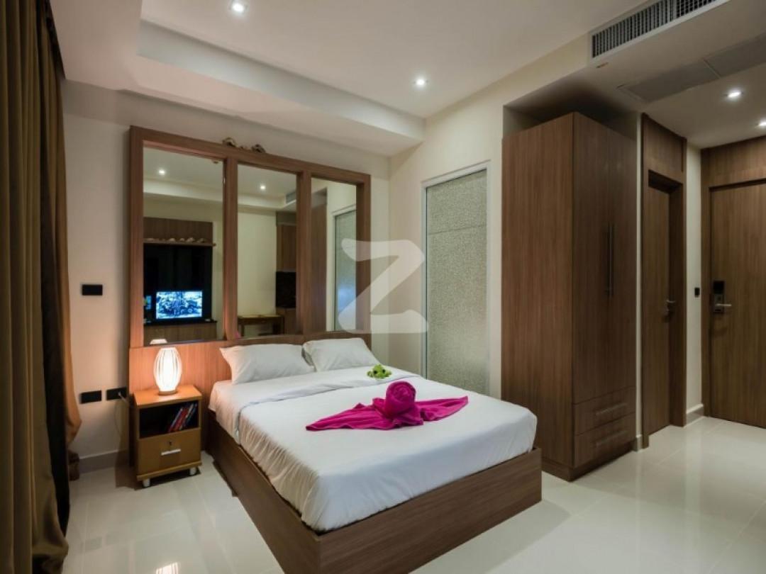 น้ำทะเล คอนโดมิเนียม Nam Talay Condominium