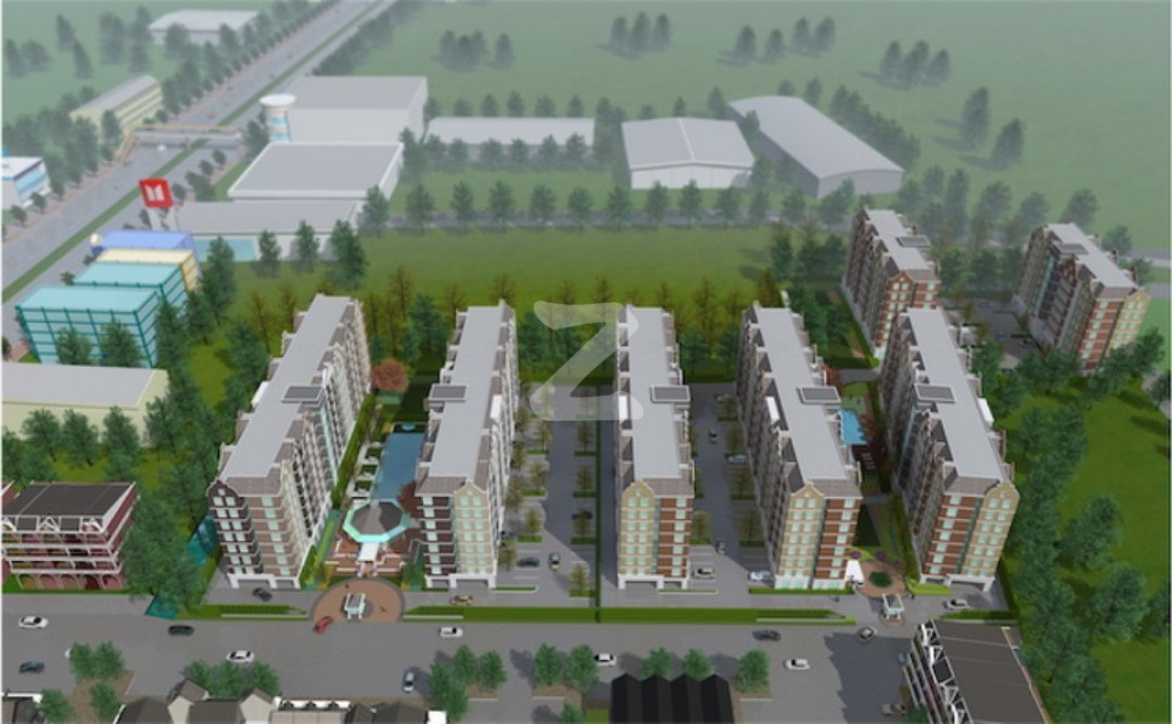 แกรนด์ ทิวลิป คอนโดมิเนียม อ้อมน้อย Grand Tulip Condominium Omnoi