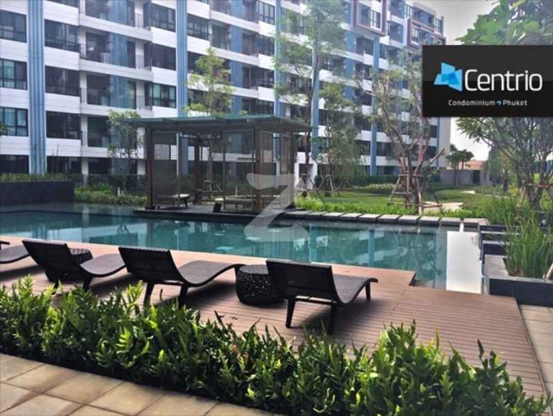 เซนทริโอ คอนโดมิเนียม ภูเก็ต Centrio Condominium Phuket