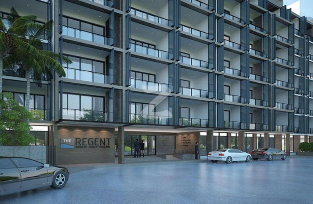 เดอะ รีเจ้นท์ บางเทา คอนโดมิเนียม ภูเก็ต The Regent Bangtao Condominium Phuket