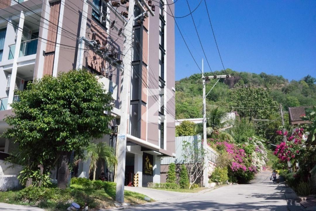 ดิ ออร่า คอนโดมิเนียม สงขลา The Aura Condominium Songkhla