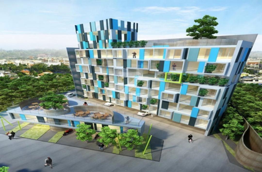 บูรพา บิซ 2 คอนโดมิเนียม Burapha Bizz II Condominium