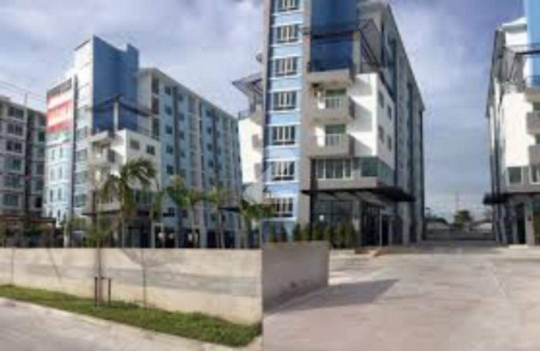 เดอะ เฟิร์ส คอนโดมิเนียม อมตะนคร The First Condominium Amata Nakhon