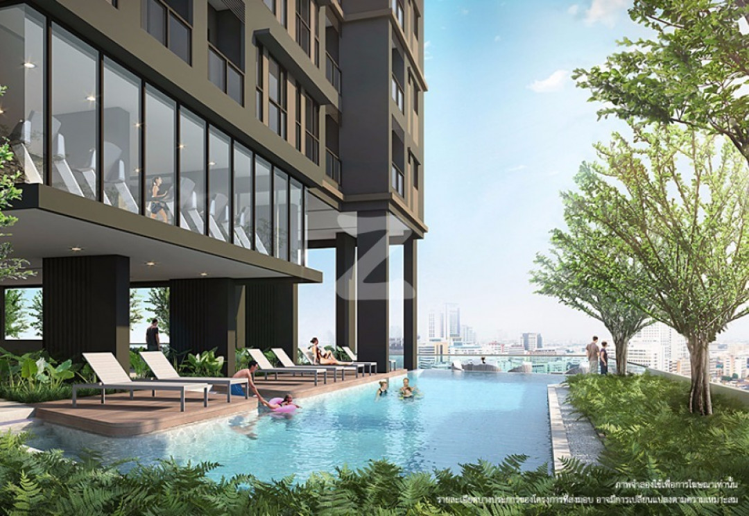 ลุมพินี สวีท ดินแดง-ราชปรารภ Lumpini Suite Dindaeng-Ratchaprarop