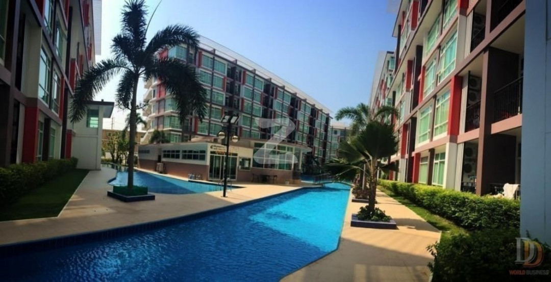 ซีซี คอนโดมิเนียม 2 CC Condominium 2