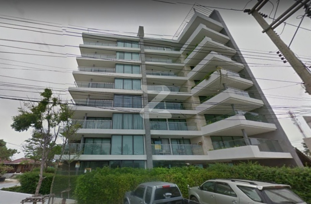 วอเตอร์เอจ คอนโดมิเนียม พัทยา Waters Edge Condominium Pattaya