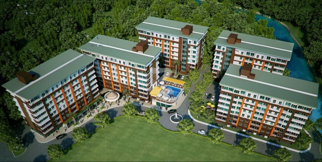ภัสสรสิริ คอนโดมิเนียม Passionsiri Condominium