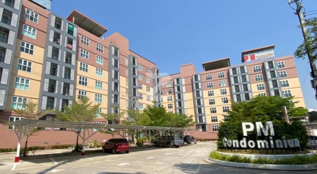 พี.เอ็ม.คอนโดมิเนียม P.M. Condominium