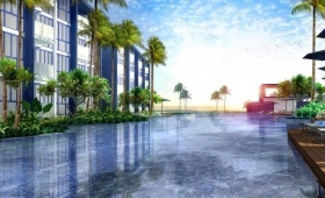 บ้านทิวทะเล บลูแซฟไฟร์ ชะอำ-หัวหิน Baan Thew Talay Blue Sapphire Cha-am-Huahin