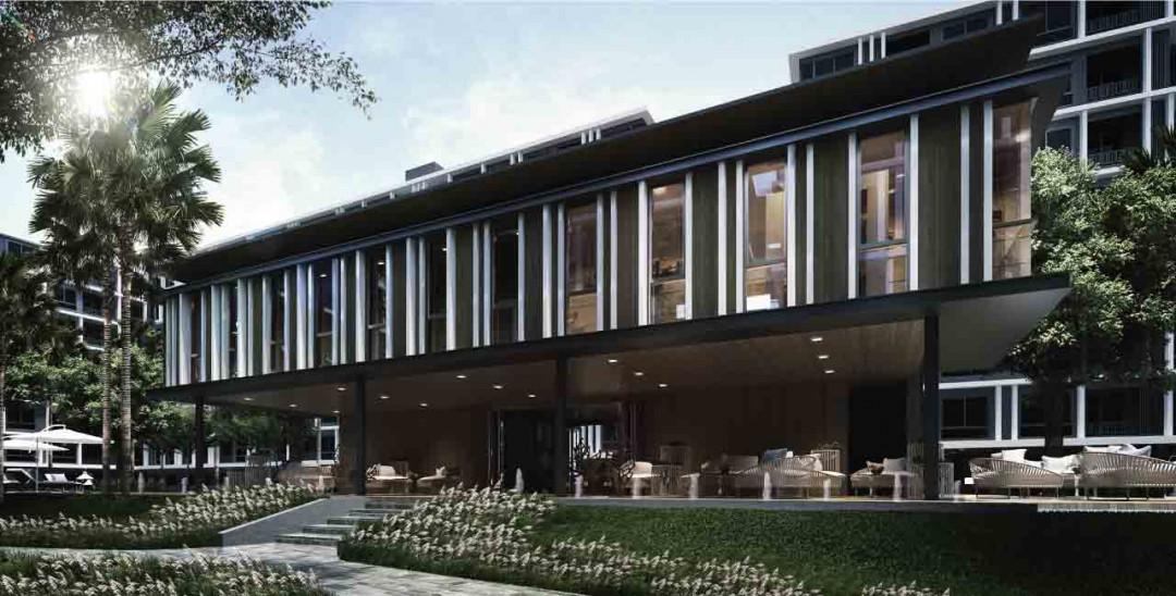 ดิ อามองต์ คอนโดมิเนียม Diamant Condominium