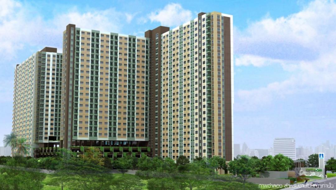 ลุมพินี พาร์ค พระราม9-รัชดา Lumpini Park Rama9-Ratchada