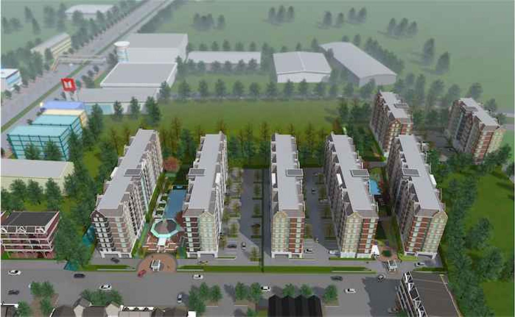 ทิวลิป ไลท์ คอนโดมิเนียม อ้อมน้อย Tulip Lite Condominium Omnoi