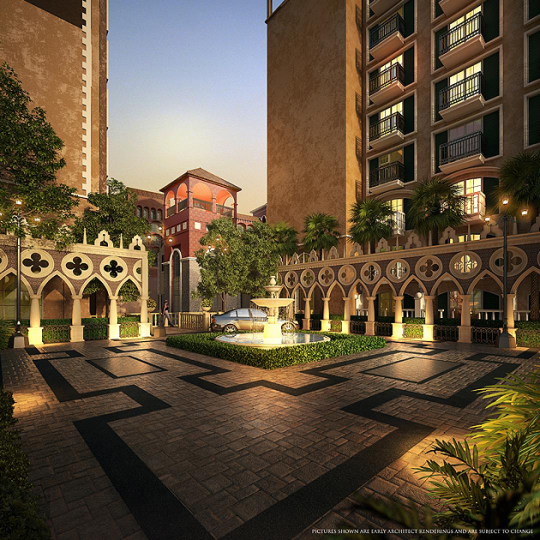 เวเนเชี่ยน ซิกเนเจอร์ คอนโด รีสอร์ท พัทยา Venetian Signature Condo Resort Pattaya