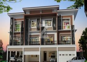 บ้านใหม่ ใจกลางเมือง ใกล้ MRT/ห้าง